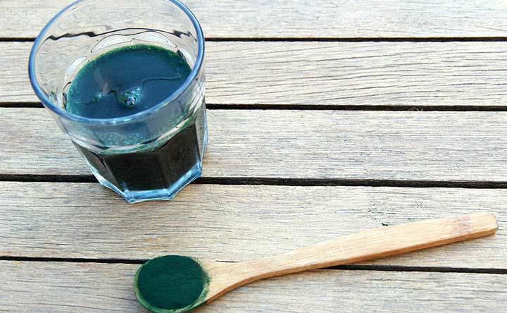 Spirulina, l'alga che fa bene al cuore
