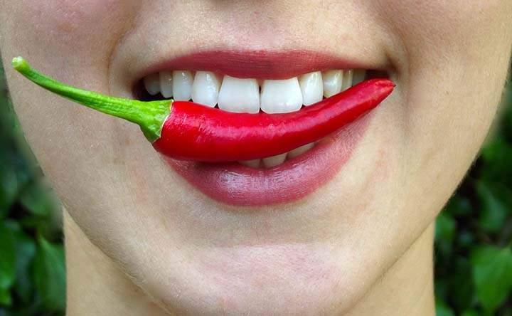 Peperoncino rosso: l'amico del cuore