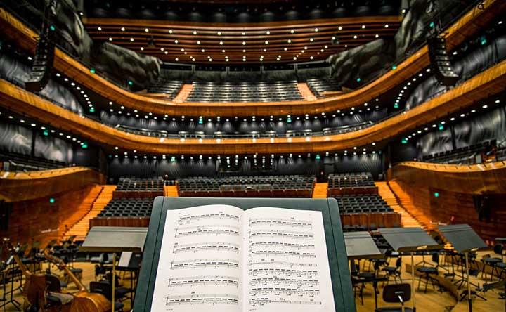 I benefici della musica classica sul colesterolo e sulla frequenza cardiaca