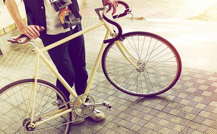 La bicicletta allena l'apparato cardiovascolare