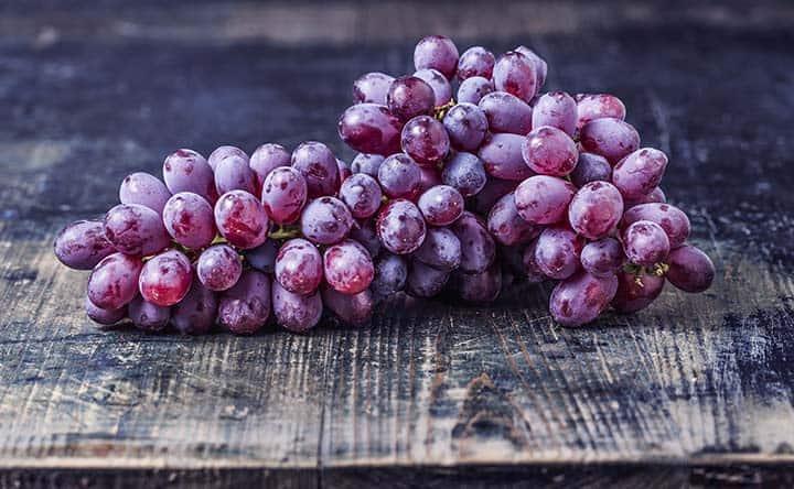 L'uva rossa abbassa il colesterolo cattivo LDL