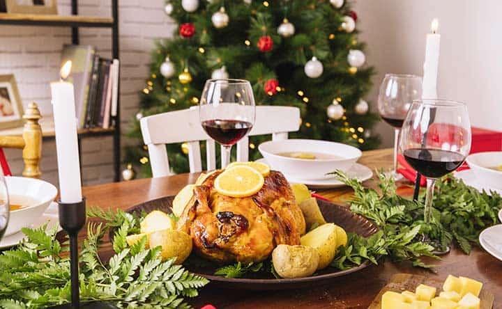 Colesterolo: attenzione alle feste natalizie