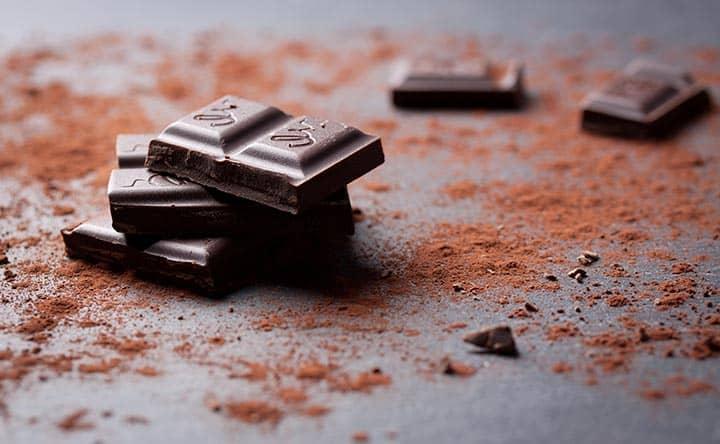 Cioccolato fondente arricchito con l'olio d'oliva: un aiuto per il cuore