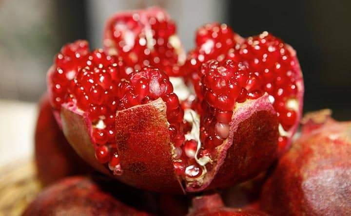 Melograno: frutto amico del nostro cuore