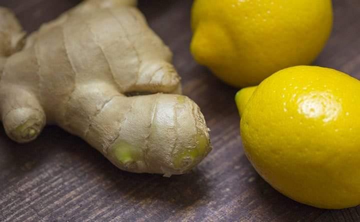 Limone e zenzero: ecco perché fanno bene alla salute