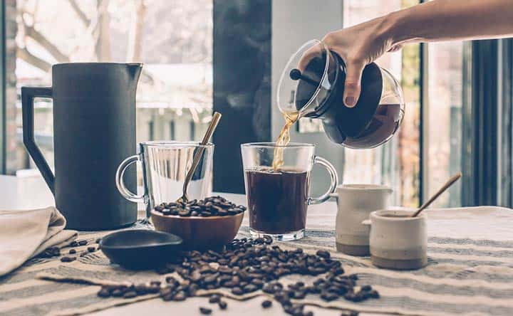 Proteggere il cuore con il caffè, lo studio
