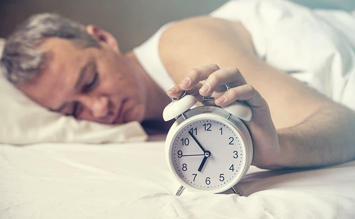 L'importanza di dormire abbastanza