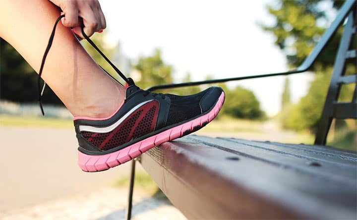 L'attività fisica aiuta a mantenere uno stile di vita sano