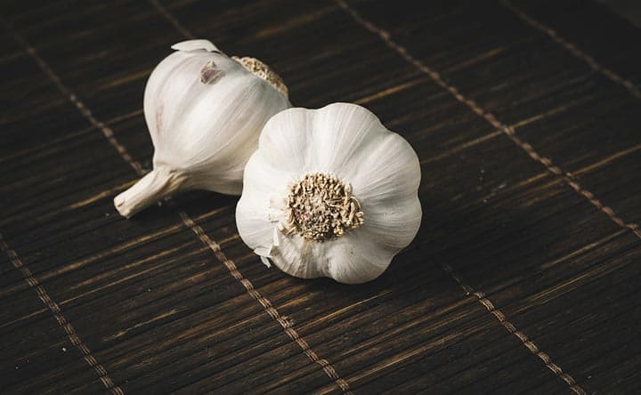 colesterolo aglio