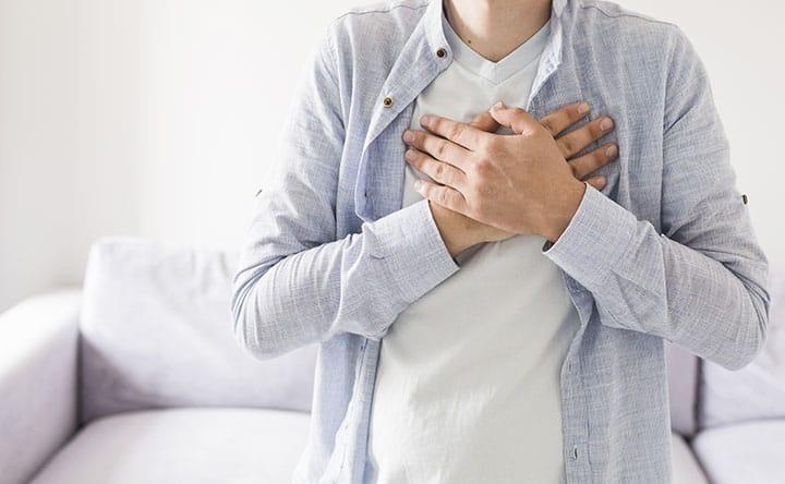 infarto cuore