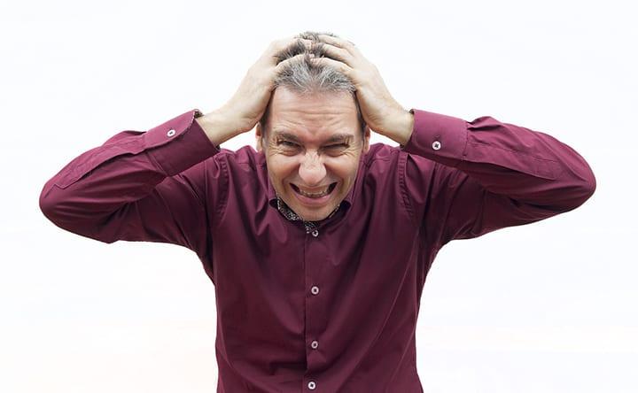 I disturbi da stress possono essere collegati ad un maggior rischio di malattia cardiovascolare