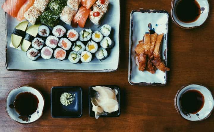 Dieta giapponese: innumerevoli effetti positivi