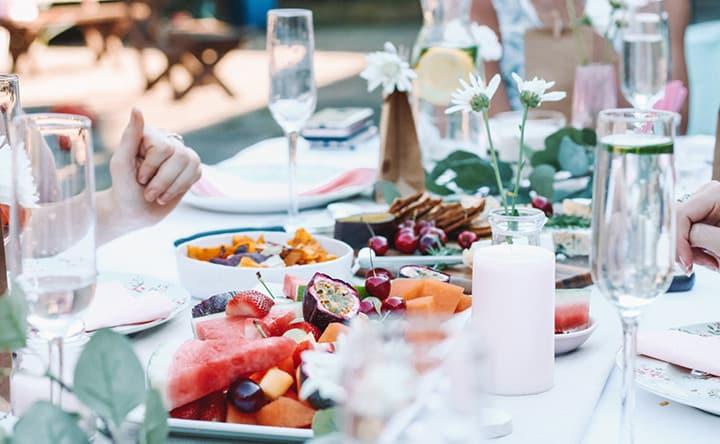 Maratone gastronomiche per le Feste