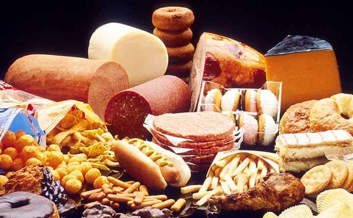 Arterie in salute: ecco gli alimenti da evitare