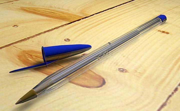 Basta una penna per abbassare la pressione sanguigna in un solo minuto